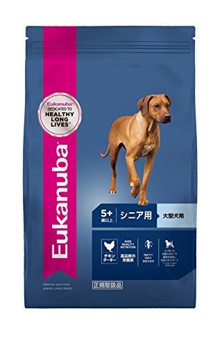 ユーカヌバ シニア 大型犬種(大粒) 13.5kg