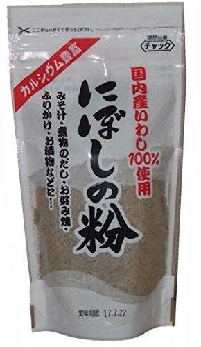 フジサワ にぼしの粉 90g (国内産いわし100%使用)
