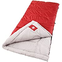 Coleman(コールマン) Palmetto (パルメット) 寝袋 最適温度 -1.1 〜 10 ℃ 180cmまで対応 日本未発売 [並行輸入品]