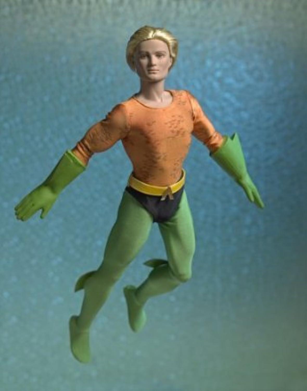 Tonner DC Stars Aquaman 限定品 (限定品) Collectible Doll ドール 人形 フィギュア(並行輸入)