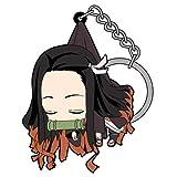 鬼滅の刃 襧豆子 つままれキーホルダー 眠りVer.