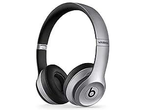 Beats by Dr.Dre Solo2 Wireless 密閉型ワイヤレスオンイヤーヘッドホン Bluetooth対応 BT ON SOLO2 WIRELS スペースグレー [並行輸入品]