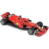 [ Ferrari ] 1/43 ブラゴ スクーデリア フェラーリ F1 SF71H 2018年