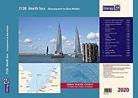 Imray 2120 North Sea - Nieuwpoort to Den Helder Chart Atlas 2020 2020: Nieuwpoort to Den Helder (including North Sea Passage Planning sheet) (Imray 2000 series)