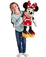 Disney ディズニー Minnie Mouse Plush ミニーマウス 大きい ぬいぐるみ レッド 赤 27インチ 2018 並行輸入品