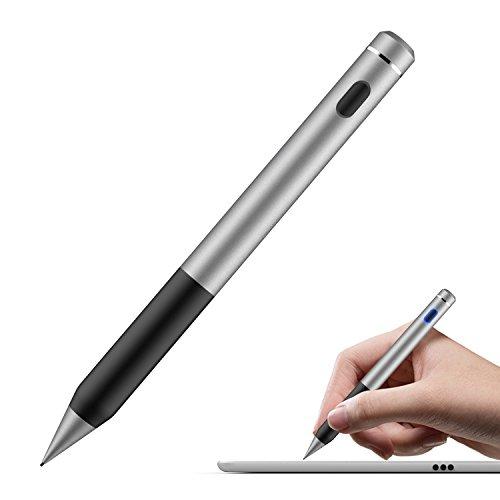 [해외]ATiC 1.5mm 펜촉 정전 용량 식 터치 패널 제품에 대응 충전식 스타일러스 터치 펜/ATiC 1.5 mm Compatible with capacitive touch panel products with pen tip Rechargeable stylus pen | touch pen
