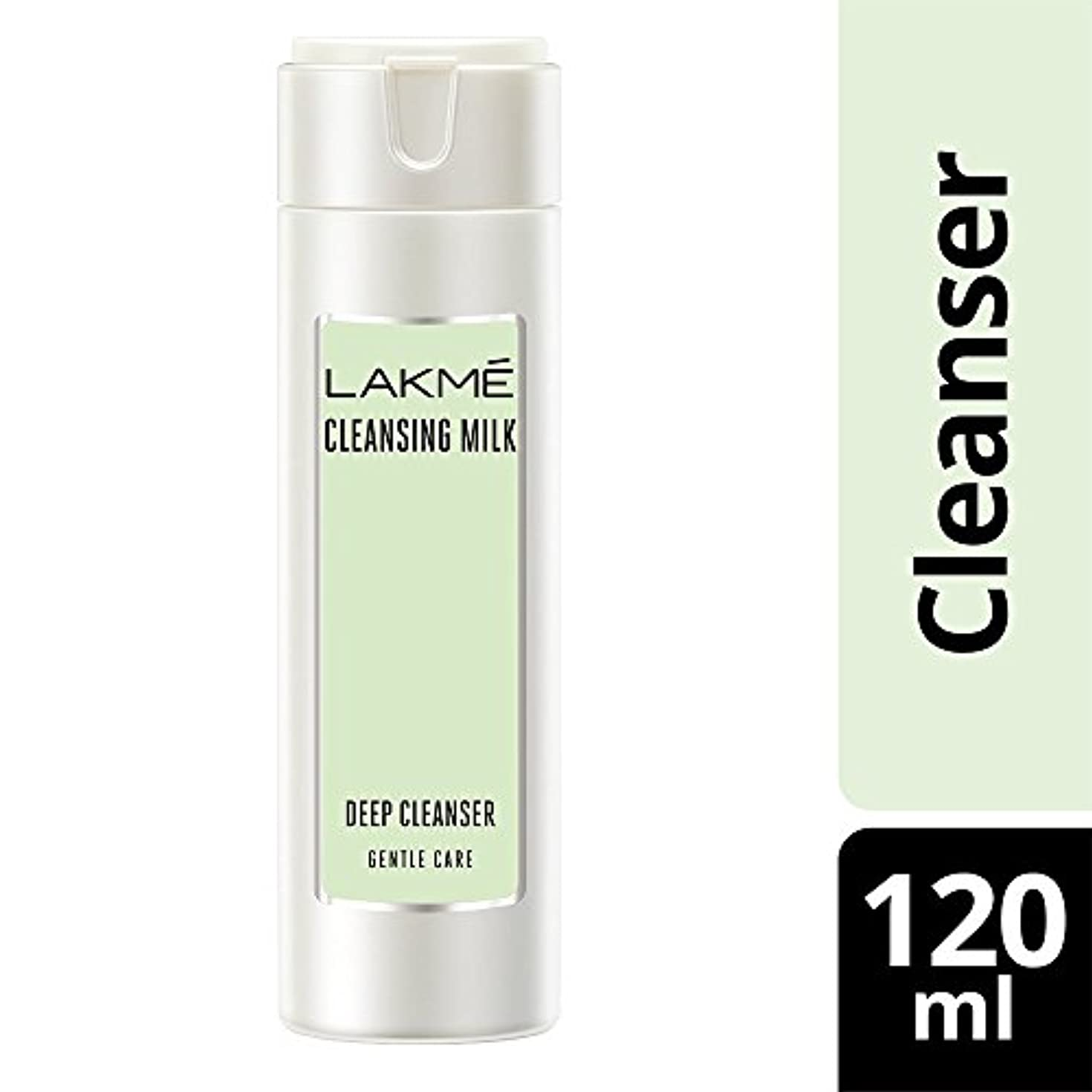 システムできた少ないLAKME Gentle & Soft Deep Pore Cleanser, 120ml