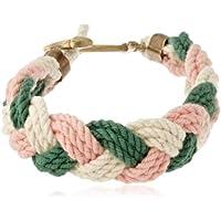 [キール・ジェイムス・パトリック] KIEL JAMES PATRICK Turk's Head Knot Rope Collection RP-846-102 Brinkley Pearlton Cape L
