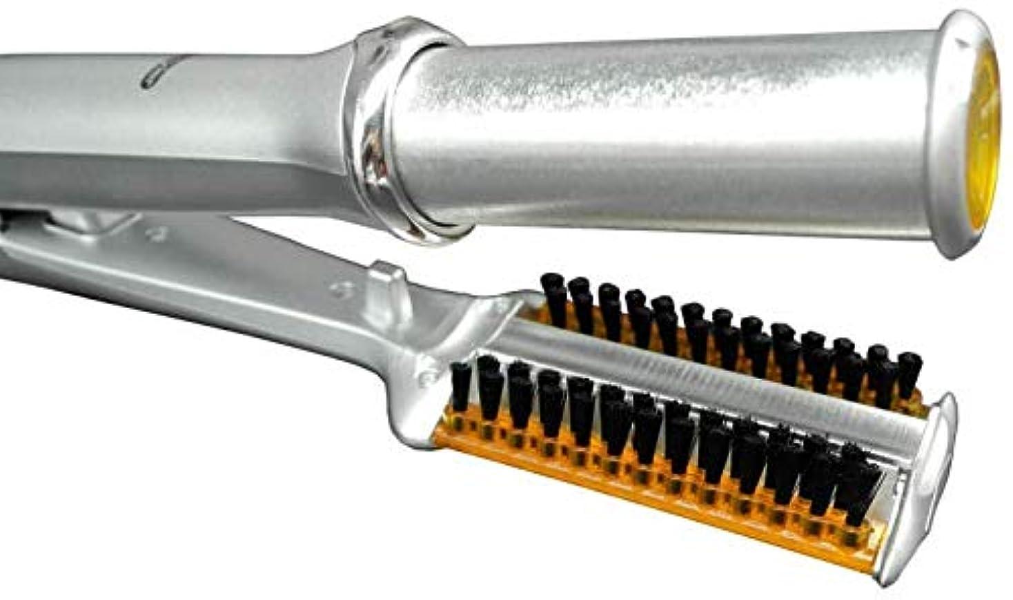 鳴り響くクラックポット夏ストレートヘアアイロン/カーラー 自動多機能ストレートストレートヘアカーラーストレートヘアボード