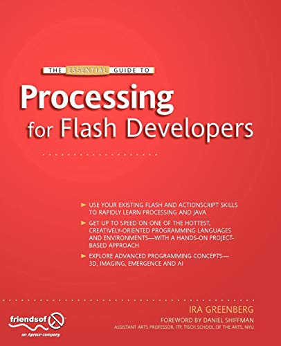 Download The Essential Guide to Processing for Flash Developers 1430219793
