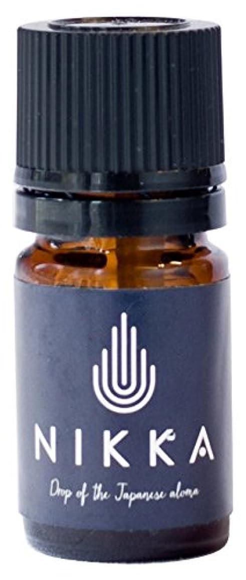 サーマルウィザード抗生物質NIKKA エッセンシャルオイル ひのき葉 5ml