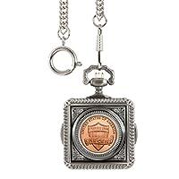 リンカーンUnion Shieldペニーポケット時計