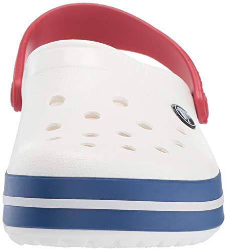クロックス crocs クロックバンド クロッグ Crocband Clog WhiBlu #11016-11I Men'sLady's
