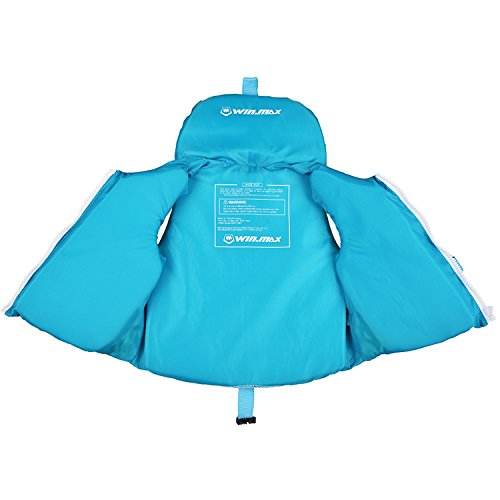 ベスト 子供用 幼児 2色 股ベルト付き フローティング シュノーケリング 道具 キッズ HIKING ライフジャケット