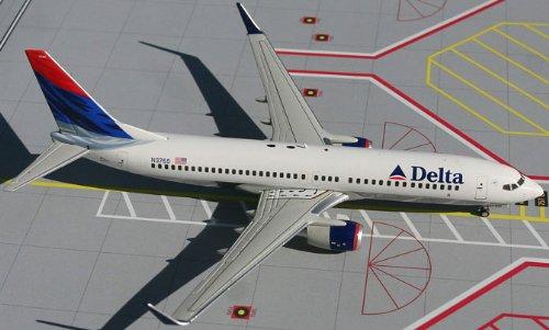 1: 200 ジェミニジェット Delta Air Lines ボーイング 737-800 New Colors (並行輸入)