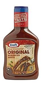 クラフト オリジナル バーベキュー ソース 1.13 kg (パックの 2) kraft original barbecue sauce 1.13kg (pack of 2)