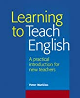 Learning to Teach English Textbook