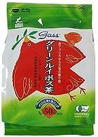 ガスコ Gass(ガス) オーガニックグリーンルイボス茶 3g×50袋×1個入×(2ケース)