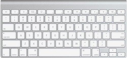 Apple Wireless Keyboard (US) MC184LL/A