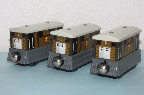 3ブランド新しいLooseパック木製TobysからThomas Wooden Rail・・・