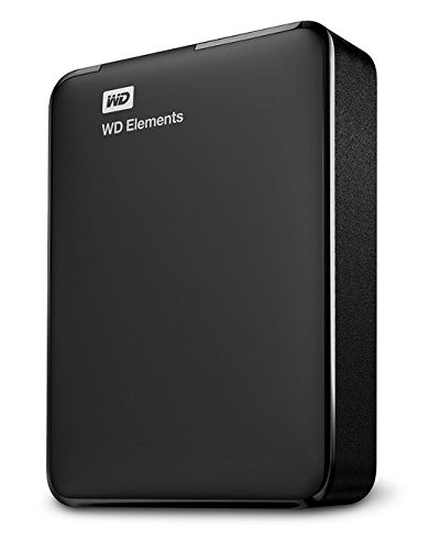 WD HDD ポータブルハードディスク 2TB WD Elements Portable WDBU6Y0020BBK-EESN USB3.0/3年保証