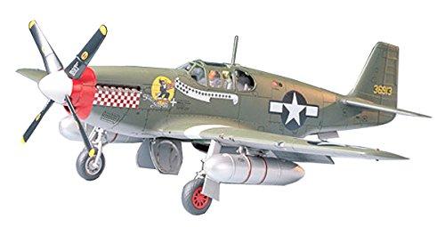 Tamiya Model kit 1//48 North American P-51B Mustang