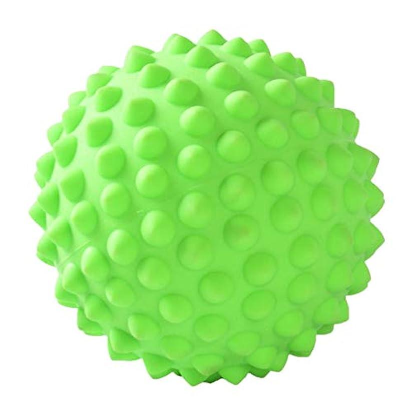構造晩餐振幅Perfeclan ハードマッサージ マッサージボール ハード トリガーマッサージ ポインマッサージ 3色選べ - 緑, 説明のとおり
