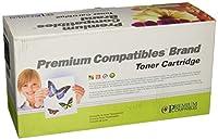 プレミアム互換機Inc。823–4個交換用インクとImagisticsプリンタ用トナーカートリッジ、ブラック