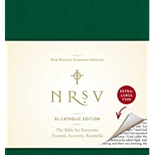 New Revised Standard Version XL Bible Catholic Edition (Green)
