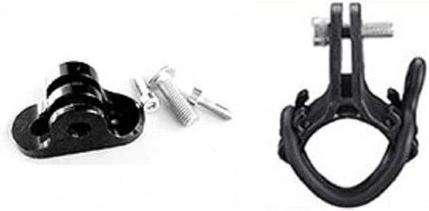アウトフロント バイクマウント カメラアタッチメント ヘッドライト アクションカメラ iGPSPORT S81