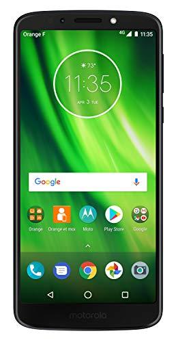【Amazon.co.jp 限定】モトローラ SIM フリー スマートフォン Moto G6 Play 3GB/32GB ディープインディゴ 国内正規代理店品 PA9U0022JP