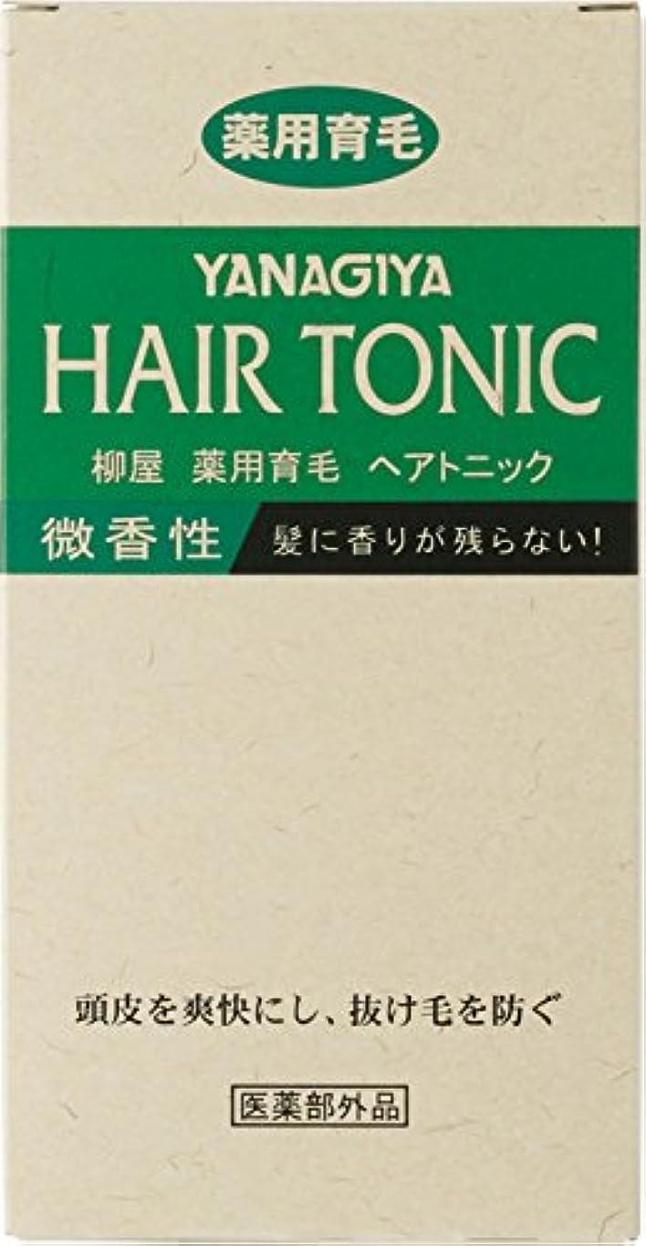クラウド料理をする本質的ではない柳屋 薬用育毛ヘアトニック 微香性240ml