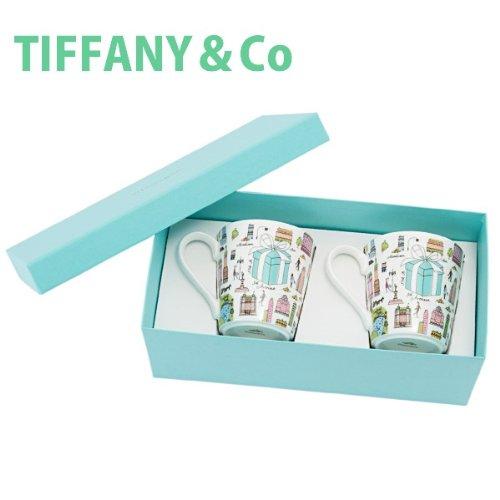 ティファニー TIFFANY&Co マグカップ ペアカップ ...