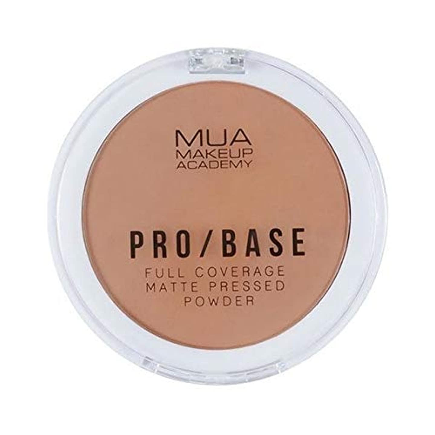 コピーデュアル日焼け[MUA] Muaプロ/ベースのフルカバレッジマットパウダー#160 - MUA Pro/Base Full Coverage Matte Powder #160 [並行輸入品]