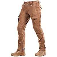 M-Tac Aggressor Vintage Tactical Pants Men with Cargo Pockets
