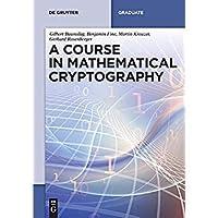 A Course in Mathematical Cryptography (De Gruyter Textbook)【洋書】 [並行輸入品]