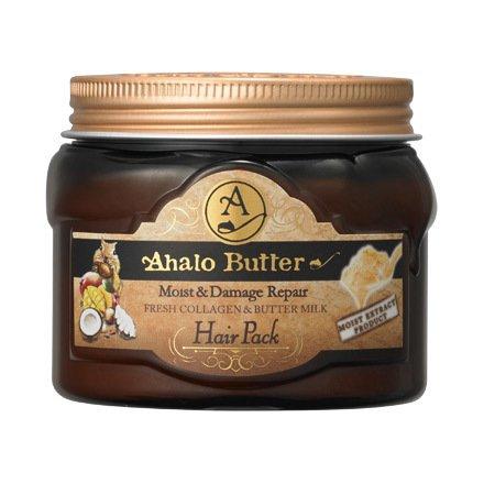Ahalo butter(アハロバター) リッチモイスト 集中ヘアパック 150g