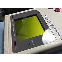 初代任天堂ゲームボーイ用 交換 液晶レンズ GB Replacement Lens  Dianziオリジナルバージョン[CXD0643]