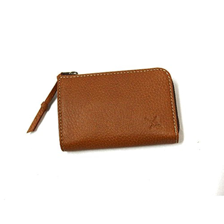 [アインソフ]Ain Soph DA1241-ELK コインケース 財布 カードケース レディース レザー 革 キャメル
