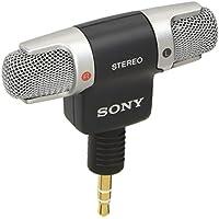 ソニー SONY コンデンサーマイク ステレオ/音楽収音用 ECM-DS70P