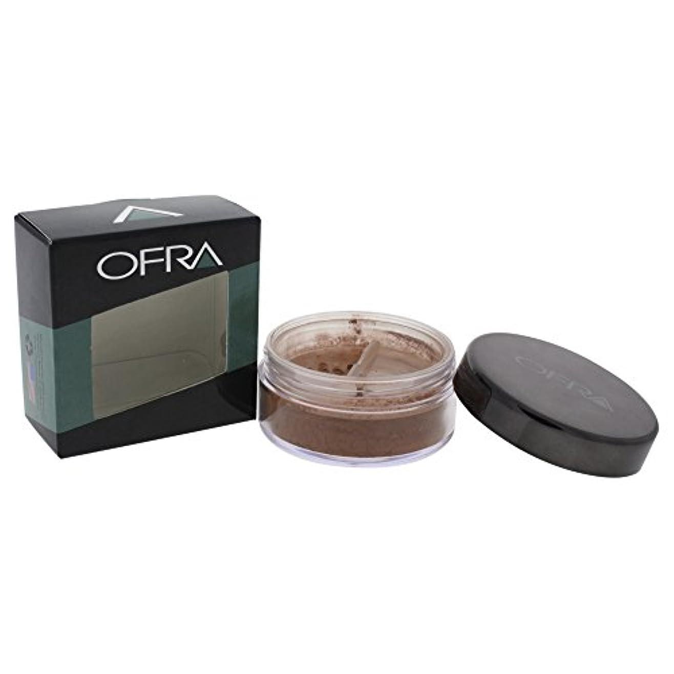 精神医学にはまって場所Derma Mineral Makeup Loose Powder Foundation - Orange Tan
