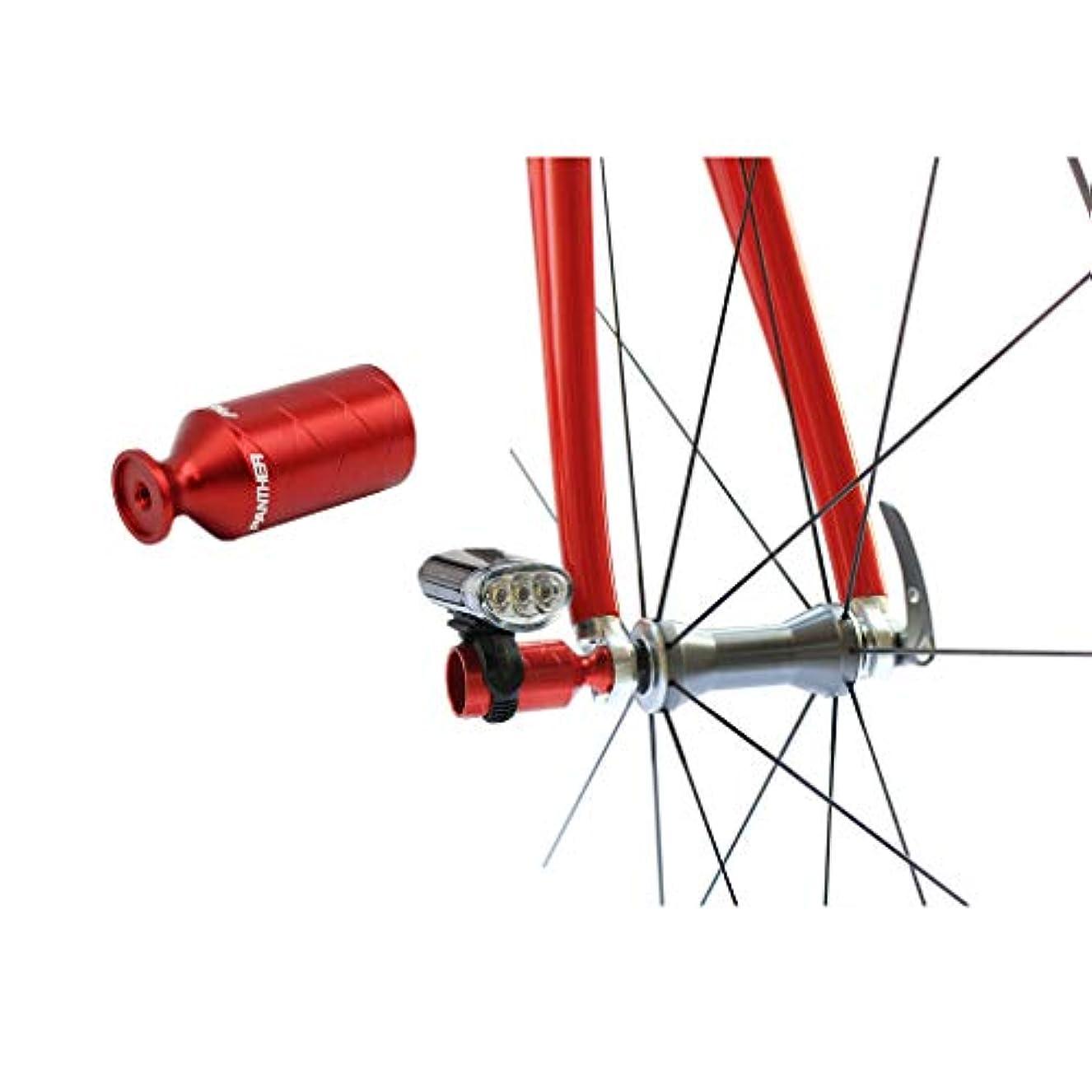 フォーム新着抵抗PANTHER (パンサー) 多色展開 アルミアルマイトカラー 自転車用 超軽量 アクセサリーホルダー ライトホルダー ハブパーツ リアディレーラー保護 ライトアダプター ロードバイク クロスバイク マウンテンバイク クイックリリース搭載自転車に全般対応