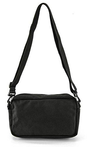 (マンハッタンポーテージ) Manhattan Portage × PEANUTS Limited Edition 2017 Jogger Bag (XS) MP1404LSNPY17 Black