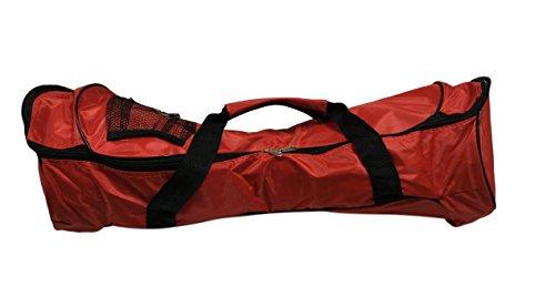 (カラーパレット) ColorPalette 持ち運び 用 ケース カバー バランス ボード ミニ セグウェイ キャリー バッグ レッド
