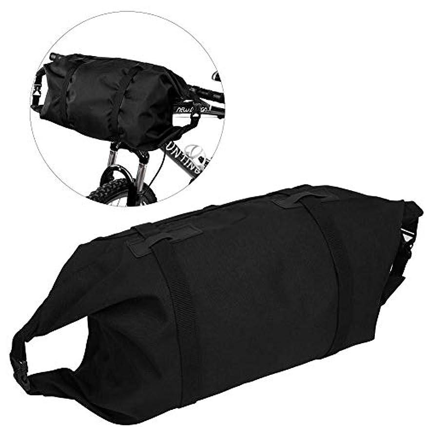 シーズンひねくれたモンキー自転車バッグ フレームバッグ  防水 超大容量3-5L ひだが付く設計 簡単な取り付け 清潔しやすい ポリエステル繊維 耐摩耗