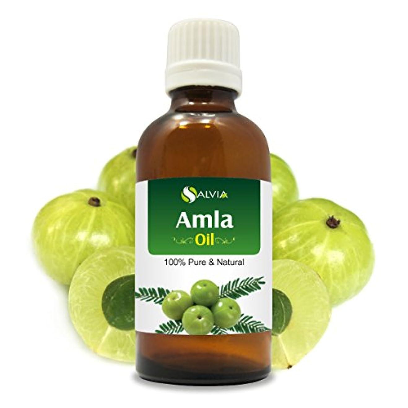 隣人元気な同時AMLA OIL 100% NATURAL PURE UNDILUTED UNCUT ESSENTIAL OIL 15ML
