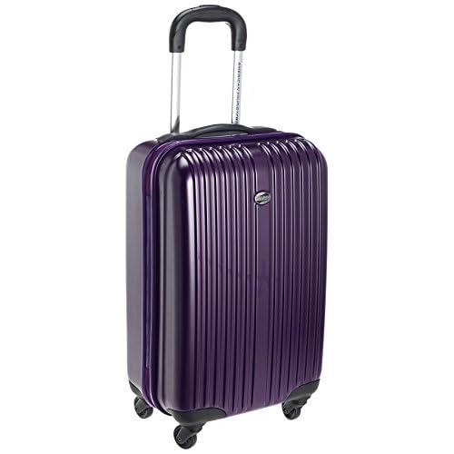 [アメリカンツーリスター] AmericanTourister ELITE-POP / エリートポップ スピナー59  (59cm/34L/3.1Kg) (スーツケース・キャリーバッグ・TSAロック・大容量・軽量・ファスナー・保証付き) 95Z*51016 51 (パープル)