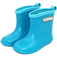 Babys Rain Boots Girl's Waterproof Shoes