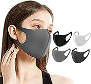 Naturali マスク 立体型 洗えるマスク 繰り返し使用可 男女兼用 花粉症 対策 予防 ウレタン 6枚セット ナチュラルアイ HOMARE株式会社