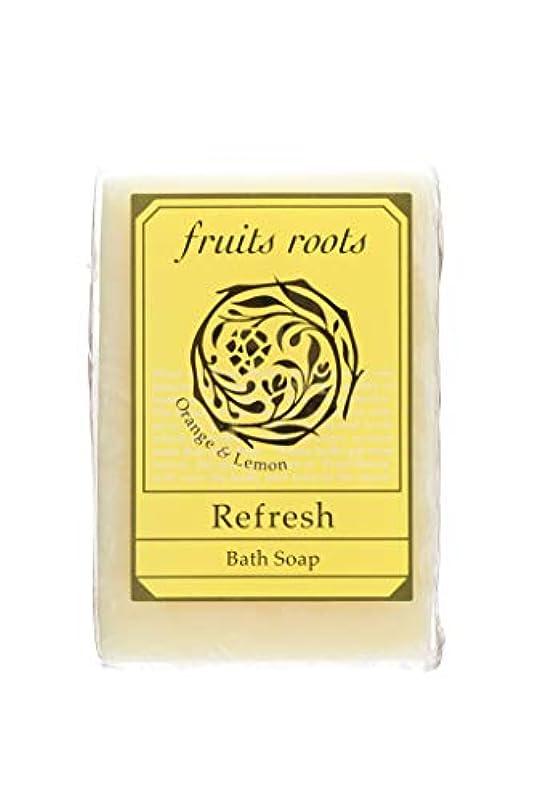 証言人気技術fruits roots リフレッシュ バスソープ 1個